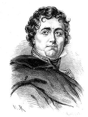 Third cabinet of Nicolas Jean-de-Dieu Soult - Nicolas Jean-de-Dieu Soult