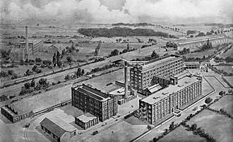 Weber Piano Company - Aeolian Factory at Hayes, Middlesex, England c1920