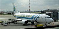 Aero Continente - YU-AON - B737-300 - Berlin-Schoenefeld (9904).jpg