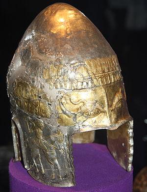 Helmet of Agighiol - Helmet of Agighiol.