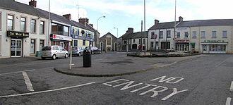 Ahoghill - Ahoghill main street