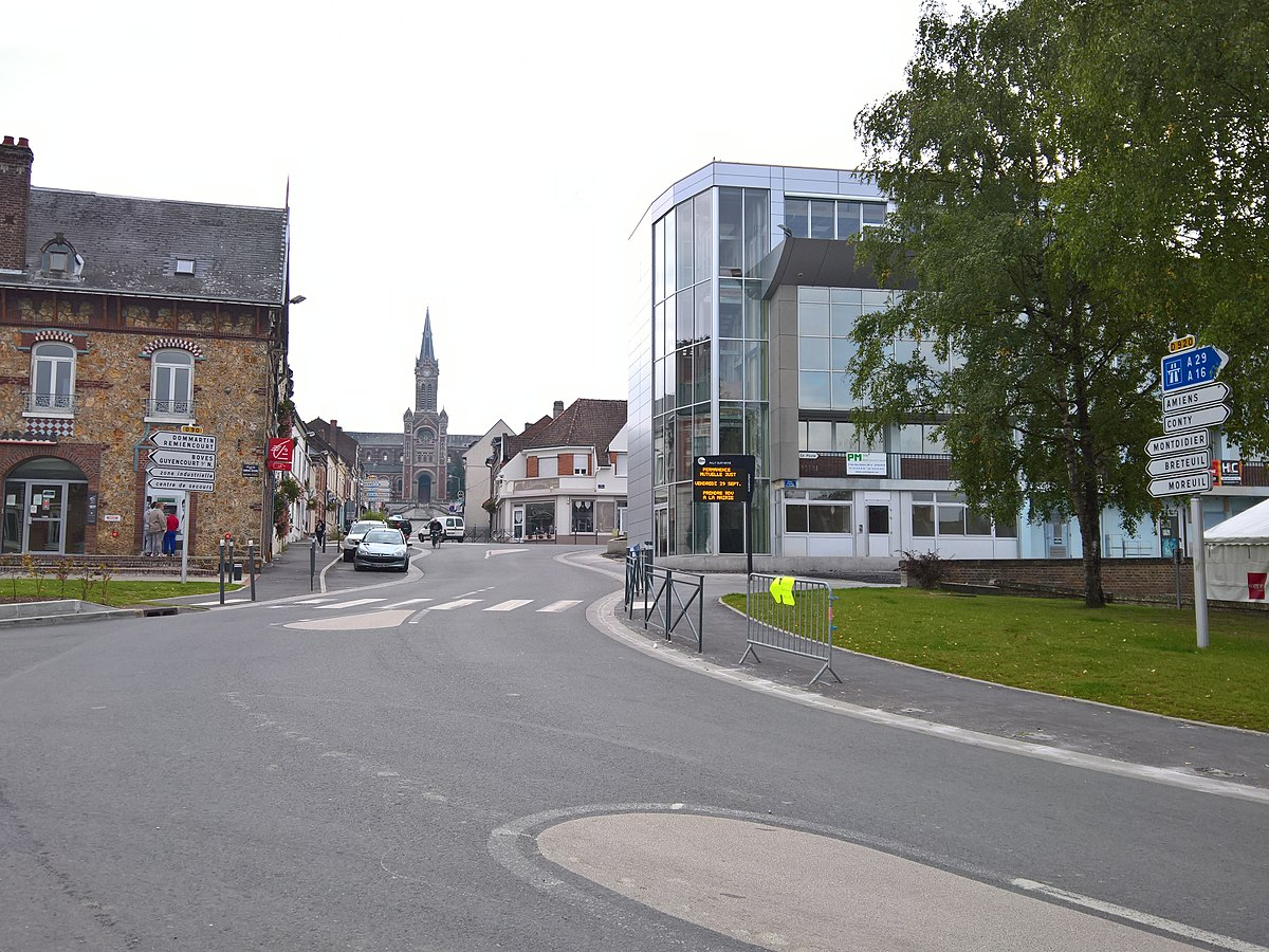 Ailly-sur-Noye — Wikipédia