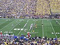Air Force vs. Michigan football 2012 2 (Michigan on offense).jpg