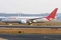 VT-ANH - B788 - Air India
