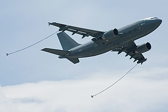 Military transport aircraft - Image: Airbus A310 MRTT
