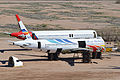 Airbus A320s 'N293CS' & 'PT-MZQ' (13604322154).jpg