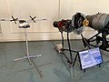 Aircraft Engines at display - Hindustan Aeronautics Limited Heritage Centre and Museum (Ank Kumar) 03.jpg