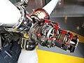 Aircraft engine - Franklin Institute - DSC06593.JPG