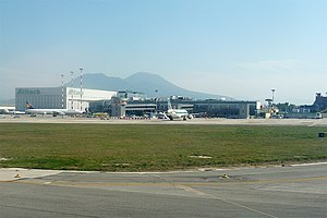 Naples International Airport - Image: Airport, Ramp JP7227131