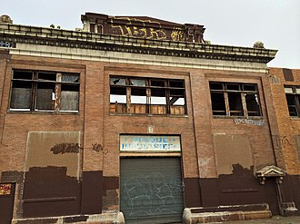 National Register of Historic Places listings in North Philadelphia - Image: Ajax Metal Company 03