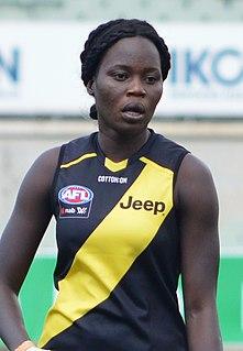 Akec Makur Chuot Australian rules footballer (born 1992)