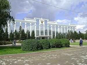 Будівля обласного акимату