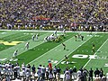 Akron vs. Michigan football 2013 03 (Akron on offense).jpg