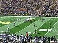 Akron vs. Michigan football 2013 03 (Akron on offense).jpg