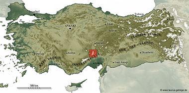 Taurusbergen Wikipedia