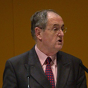 Liberal Democrat Home Affairs spokesman - Image: Alan Beith MP Liverpool