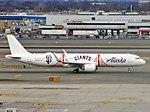 Alaska Airlines Airbus A321-253neo N924VA taxiing at JFK Airport.jpg