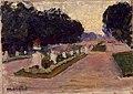 Albert Marquet - An Alley in the Jardin du Luxembourg , 1901.jpg