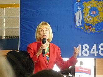 Alberta Darling - Image: Alberta Darling at Ann Romney rally