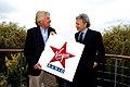 Alberto Hazan and Richard Branson 2007.jpg