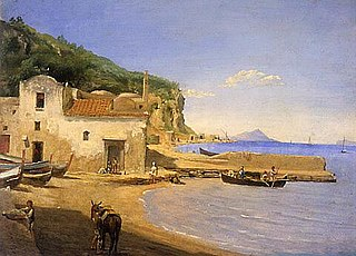 Near Naples (Bay of Naples)