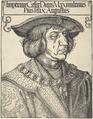 Albrecht Dürer - Emperor Maximilian I.tif