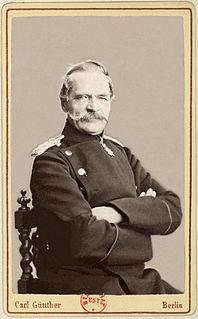 Albrecht von Roon German general