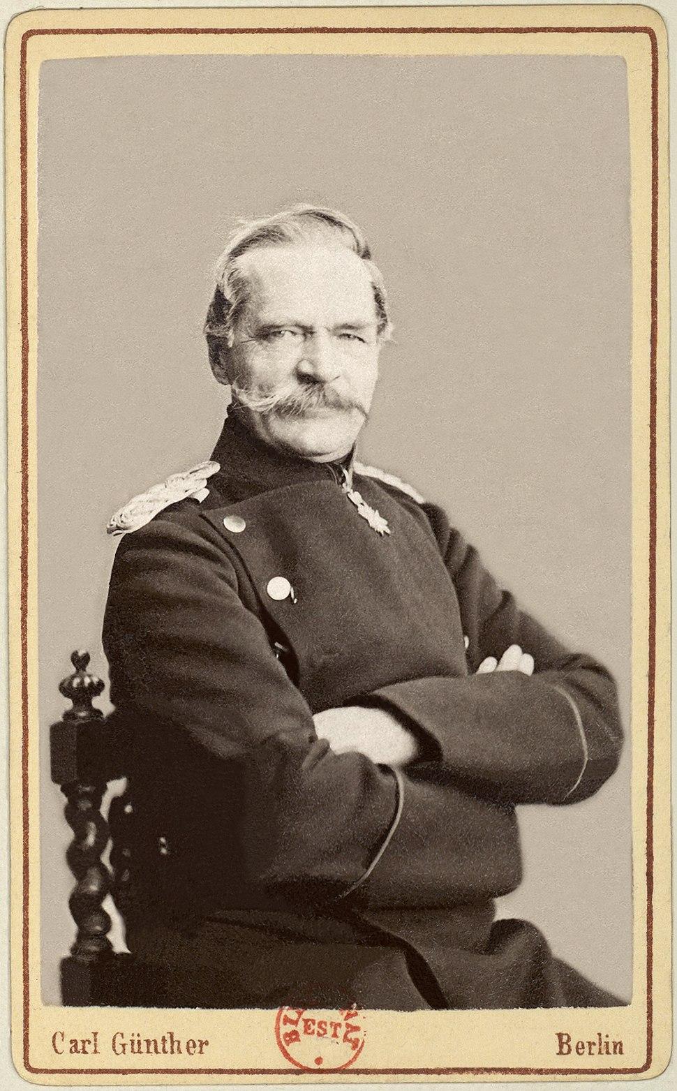 Albrecht von Roon Günther BNF Gallica