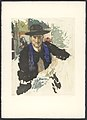 Album 8 estampes (en couleurs) (01) - Portrait de Rik Wouters, print by Armand Apol (1879-1950), Belgium, Prints Department of the Royal Library of Belgium, S.III 112557.jpg