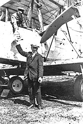 Transatlantic flight of Alcock and Brown - Wikipedia