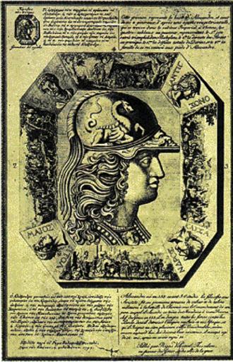 Pamphlet of Rigas Feraios - Rigas' pamphlet.