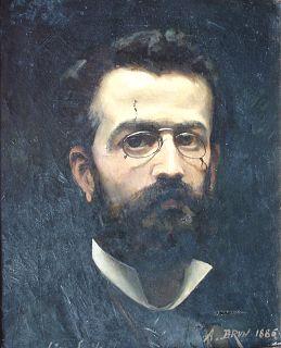 Alexandre Jean-Baptiste Brun French painter