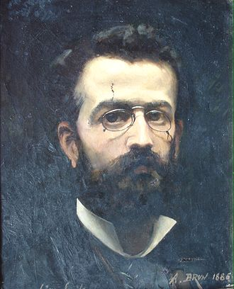 Alexandre Jean-Baptiste Brun - Image: Alexandre Brun 1886