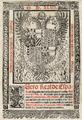 Alfonso X de Castilla (1255, edición 1543) Fuero Real de España.png