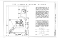 Alfred W. McCune House, 200 North Main Street, Salt Lake City, Salt Lake County, UT HABS UTAH,18-SALCI,27- (sheet 1 of 8).png