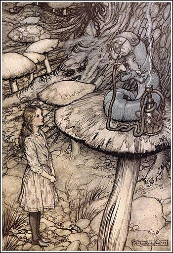 Alice's Adventures in Wonderland - Journey to Wonderland