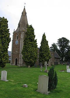 All Saints Slawston - geograph.org.uk - 230276.jpg