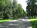 Allee Politseipargis Tallinnas Gonsiori ja Pronksi tänava ristmikul, 13. august 2011.jpg