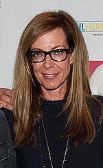 Photos of Allison Janney in 2011.