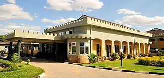 North Eastern Province (Kenya) - The Almond Resort in Garissa