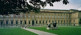 Kunstareal - Alte Pinakothek