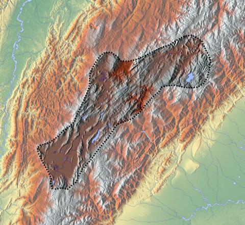 Altiplano Cundiboyacense