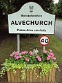 Alvechurch sign, B4120 1.JPG