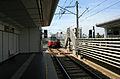 Am Schöpfwerk station U6, viewing Alterlaa, Vienna2008b.jpg