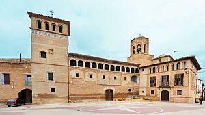 Ambel - Image: Ambel Palacio de los Hospitalarios