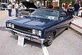 American Motors Corporation Rebel 1969 SST LSideFront LakeMirrorClassic 17Oct09 (14577507856).jpg
