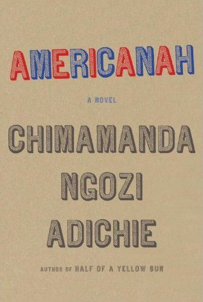 Picture of a book: Americanah
