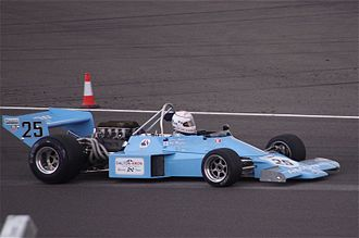 Chris Amon Racing - The AF101 at Silverstone in 2012