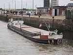 Amore-Vici - ENI 03310500, leaving Royerssluis, Port of Antwerp pic1.JPG