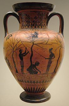Dating ancient greek pottery